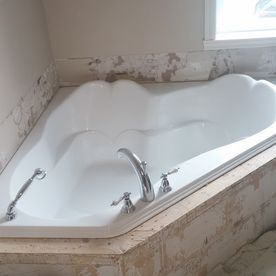 bath tub renovation